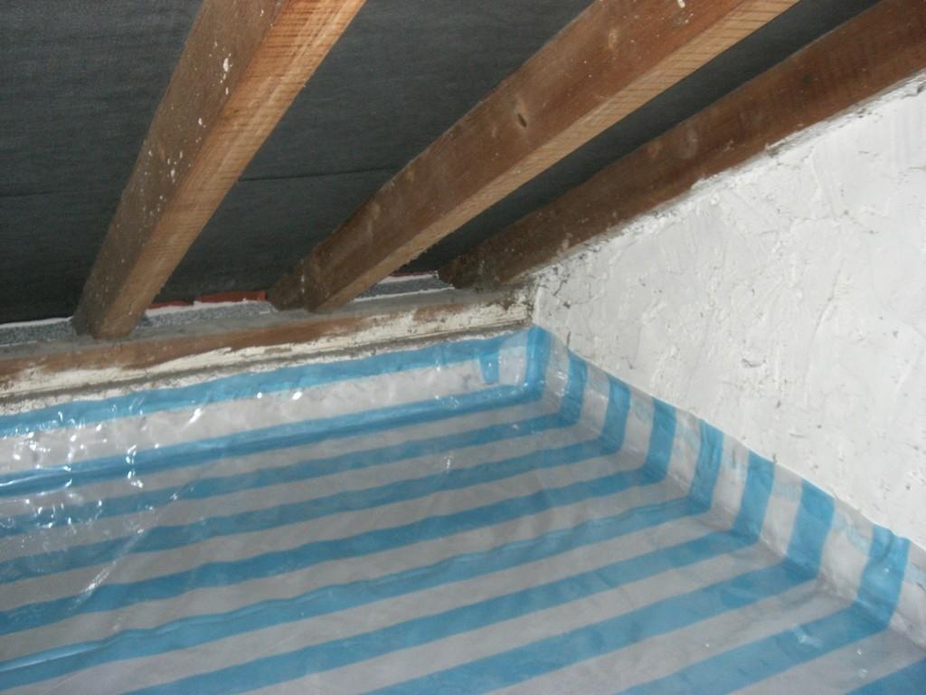 Turbo Brandschutz & Wärmedämmung - Dachbodendämmung KO74