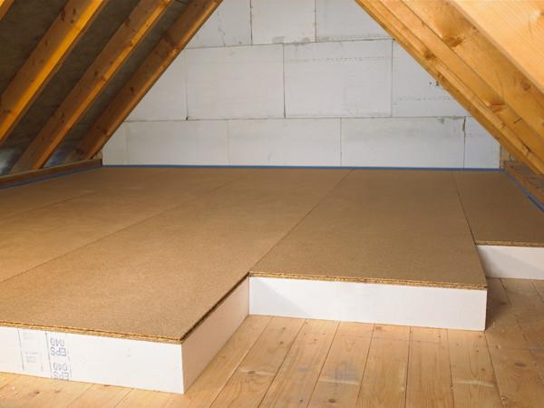Top Brandschutz & Wärmedämmung - Dachbodendämmung AE59